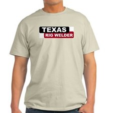 Texas Rig Welder T-Shirt
