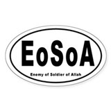 EoSoA Oval Decal