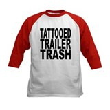 Tattooed Trailer Trash Tee