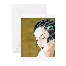 Art Deco Best Seller Greeting Cards (Pk of 20)