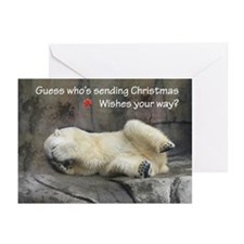 christmas wave Cards (Pk of 10)