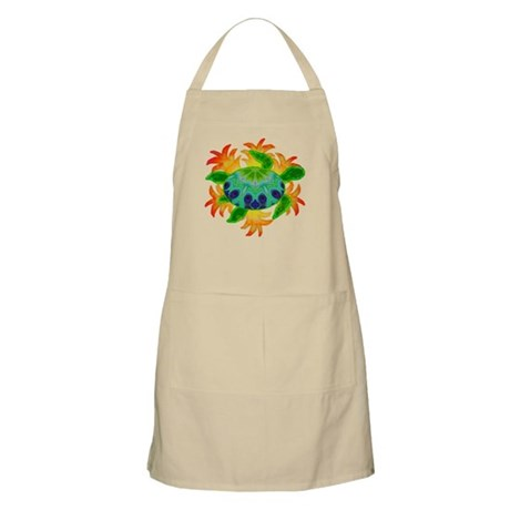 Flame Turtle Apron