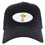 Art Chick Black Cap