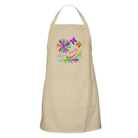 Color the World Apron
