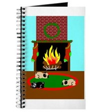 Cozy Christmas Journal