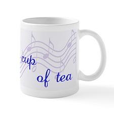 Music is my cup of tea Mug