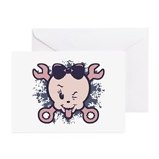 Missy Goodwrench II Greeting Cards (Pk of 10)