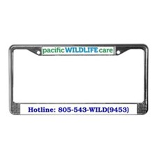 Cool Release License Plate Frame