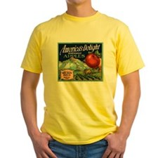 Vintage Fruit & Vegetable Lab T