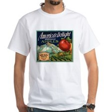 Vintage Fruit & Vegetable Lab Shirt