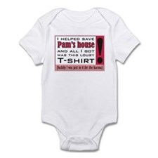 Save Pam's House Infant Bodysuit