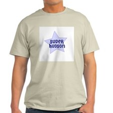 Super Hudson Ash Grey T-Shirt