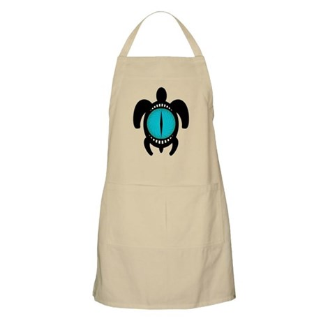 Cat's Eye Turtle Apron