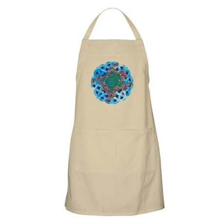 Celtic Turtle Apron