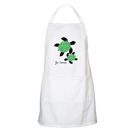 Sea Turtles Apron