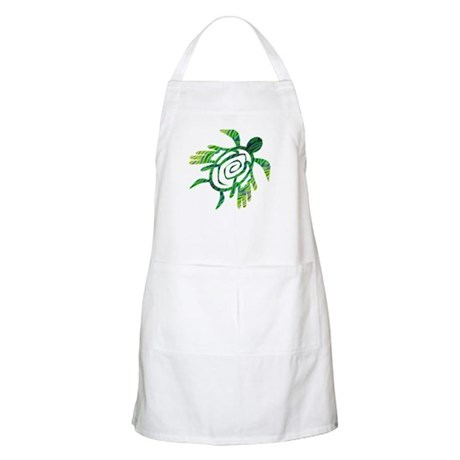 Winged Turtle Apron