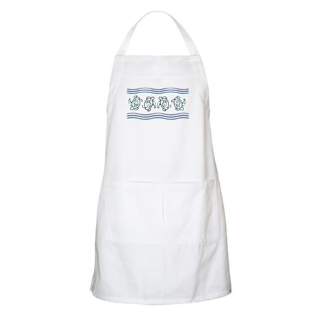 Turtles in Waves Apron