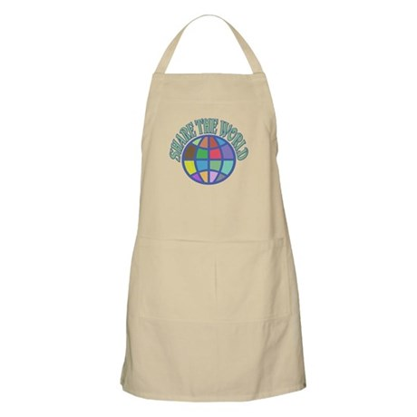 Share the World Apron