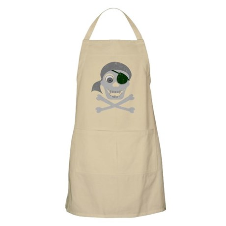 Pirate Skull & Crossbones Apron