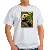 Giant Panda Baby 2 Ash Grey T-Shirt
