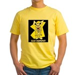 Bad Bunny Yellow T-Shirt