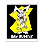 Bad Bunny Small Poster