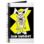 Bad Bunny Journal