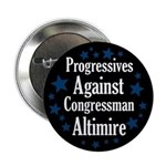 Progressives Against Altmire campaign button