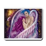 &quot;Leda and the Swan&quot; Mousepad