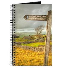 Journal/Notebook - Pennine Bridleway
