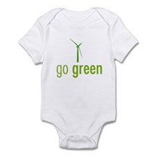 Go Green Infant Bodysuit
