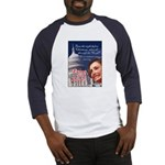 Nancy Pelosi Christmas Baseball Jersey