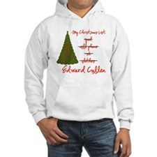 Edward for Christmas Hoodie