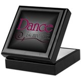 Dance is My Gift Keepsake Box