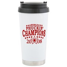 World Phuckin' Champions Ceramic Travel Mug