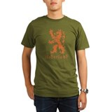 Netherlands - Lion - Orange T-Shirt