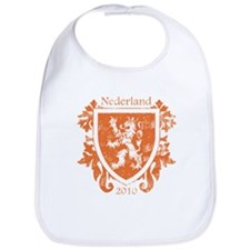 Netherlands - Crest - Orange Bib