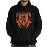 Netherlands - Crest - Orange Hoodie