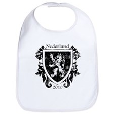 Netherlands - Crest - Black Bib