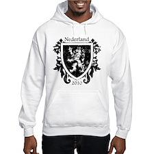 Netherlands - Crest - Black Hoodie
