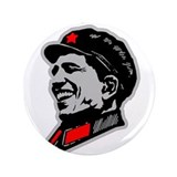 "OBA MAO : 3.5"" Button"