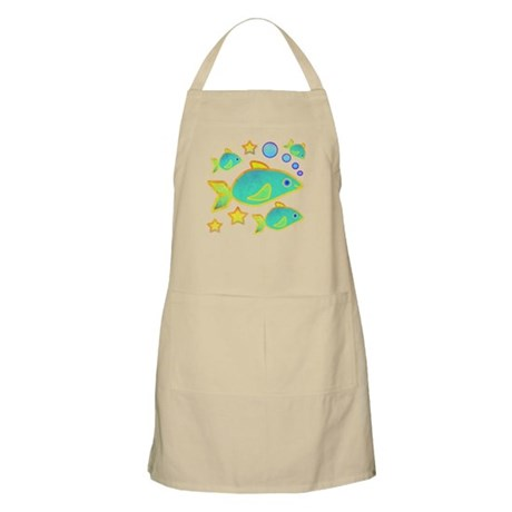 Happy Fish Apron