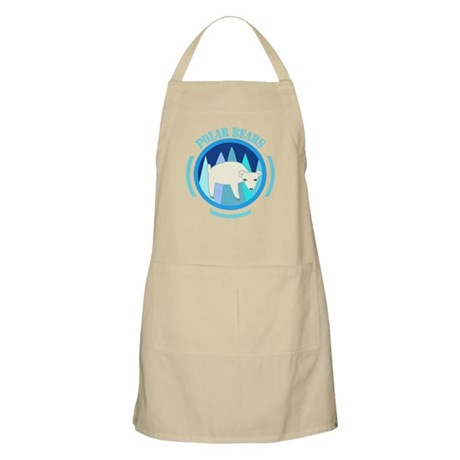 Polar Bears Apron