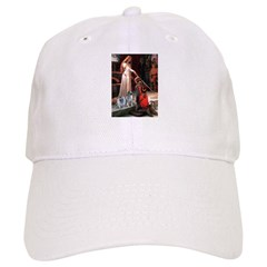 Accolade - Two Keeshonds Cap