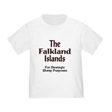 Cute Falkland islands T