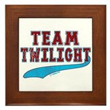Team Twilight Framed Tile