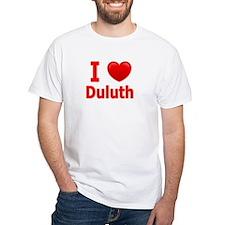 I Love Duluth Shirt