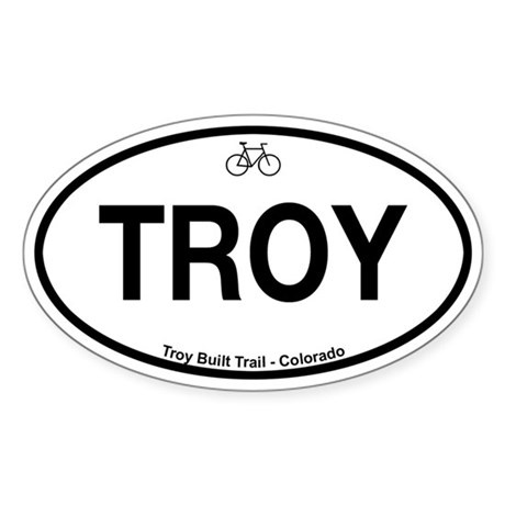Troy Built Trail