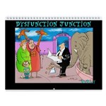 'DYSFUNCTION JUNCTION' - Wall Calendar
