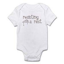 Resisting a Rest Infant Bodysuit